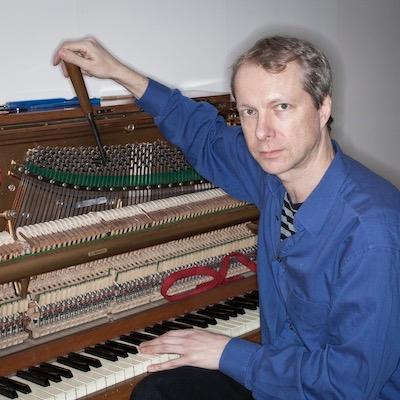 Piano och Musik Johannes Bergmark