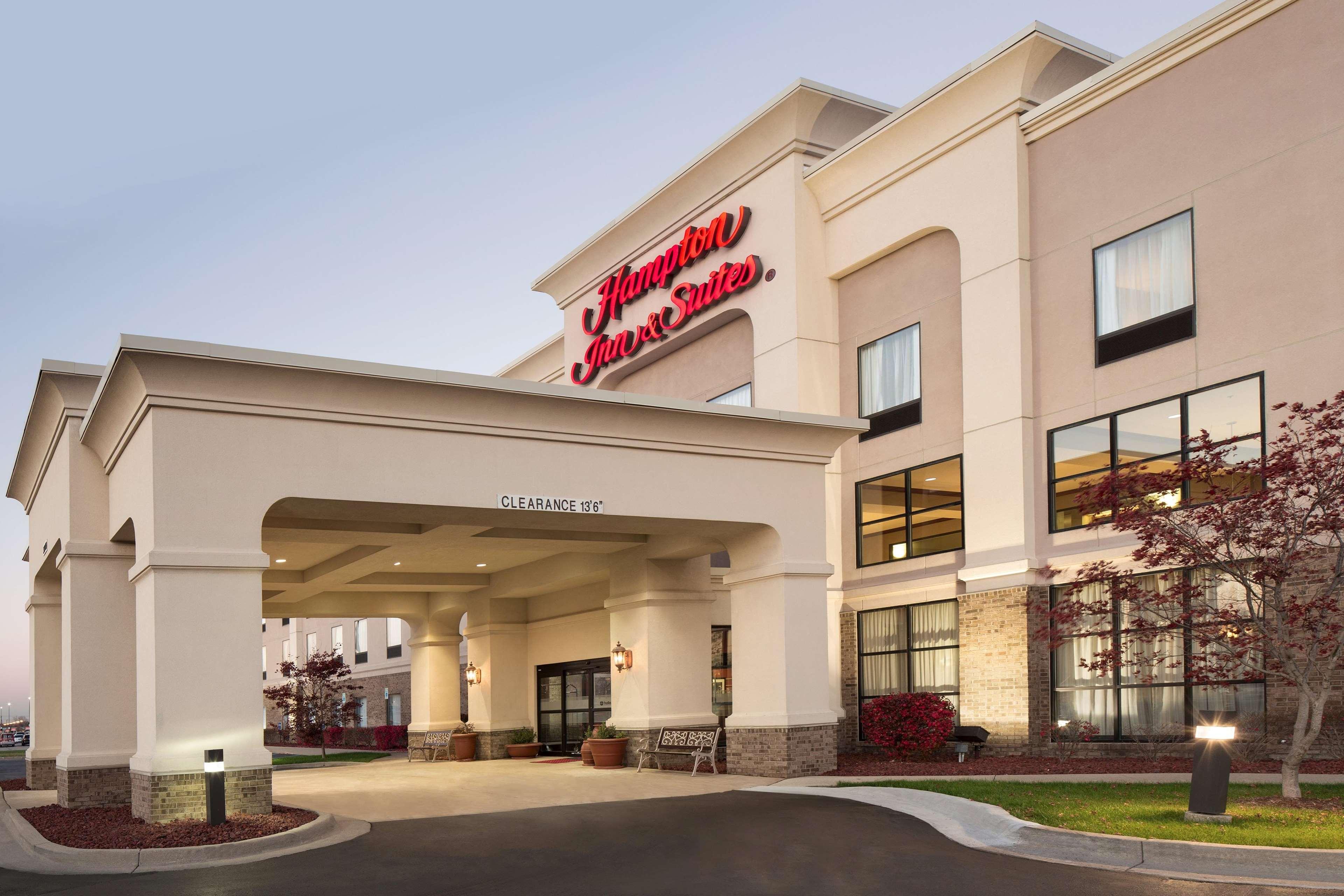 Hampton Inn  U0026 Suites Detroit  Sterling Heights  Sterling