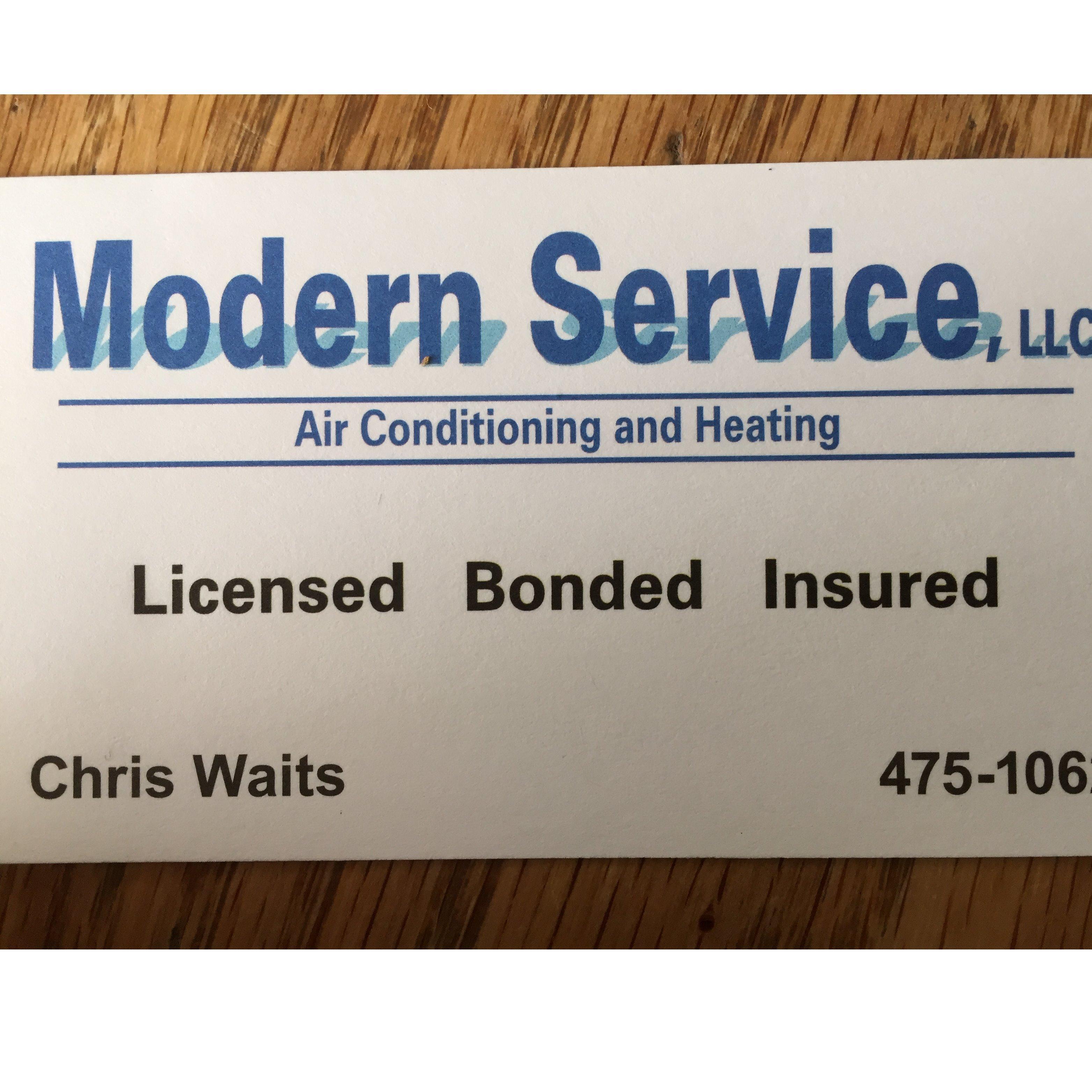 Modern Service Llc