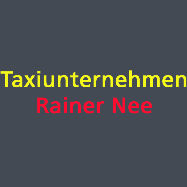 Bild zu Taxiunternehmen Rainer Nee in Lüdinghausen