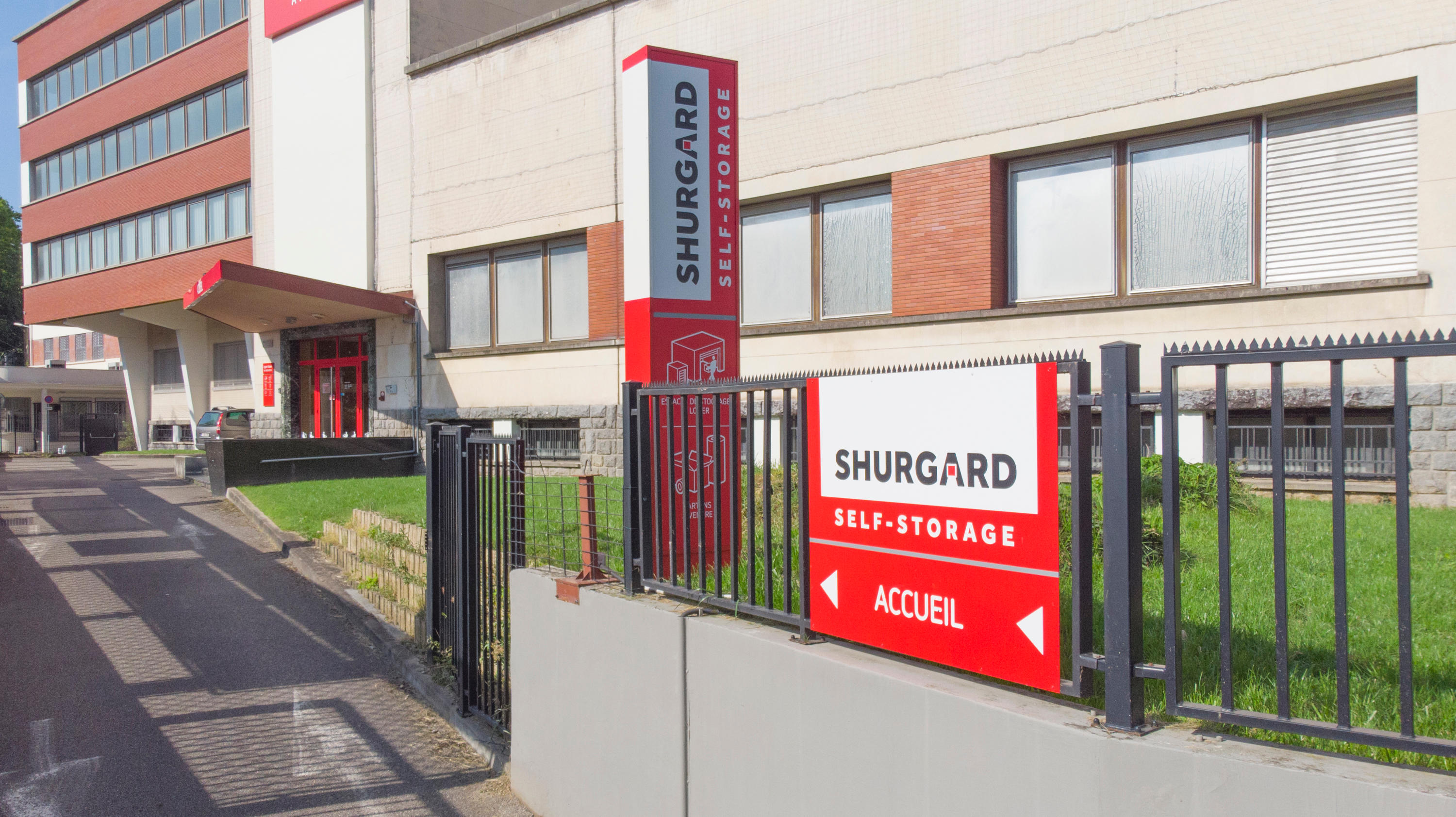 Shurgard Self-Storage Lyon Vaise