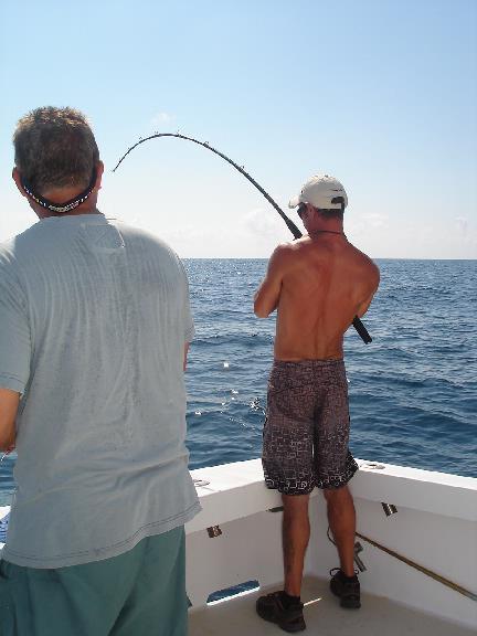 Far horizon charters madeira beach florida fl for Madeira beach fishing charters
