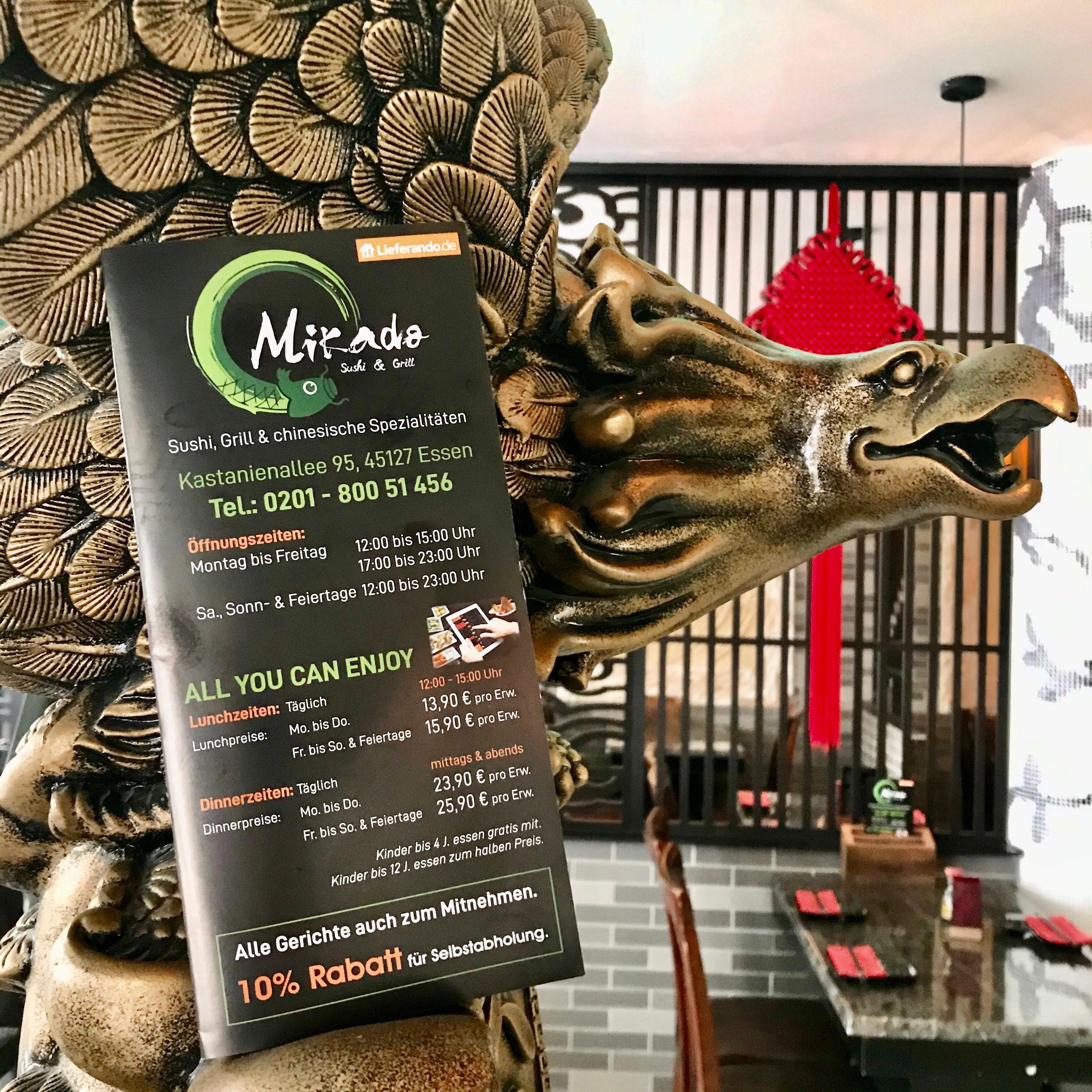 Profilbild von Mikado Sushi & Grill in Essen