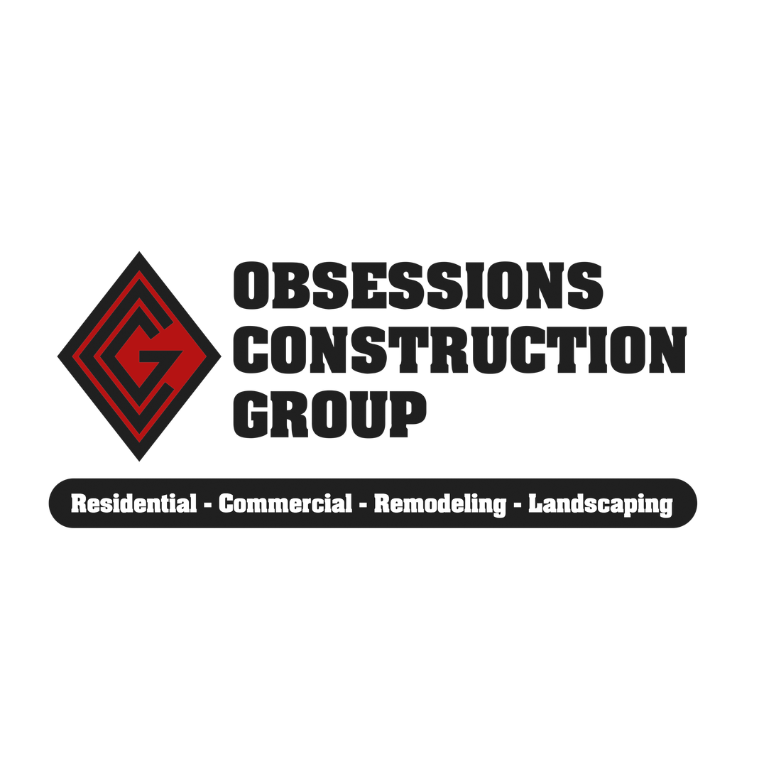 General Contractor in TX Amarillo 79101 Obsessions Construction Group, LLC 614 SW 8th Ave  (806)570-9409