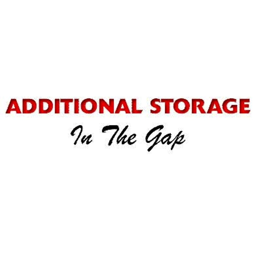 Additional Storage in the Gap