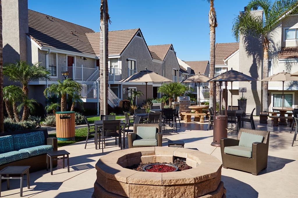 Residence Inn Los Angeles Torrance Redondo Beach Torrance Ca