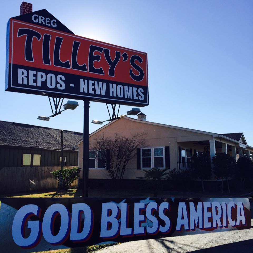 Greg Tilley S Repos New Homes