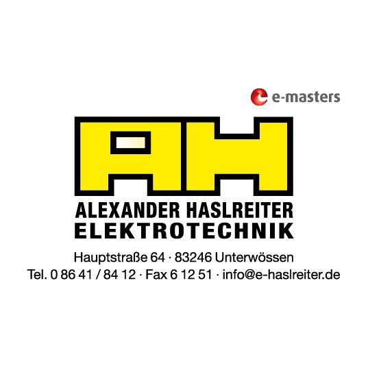 Bild zu Alexander Haslreiter Elektrotechnik in Unterwössen