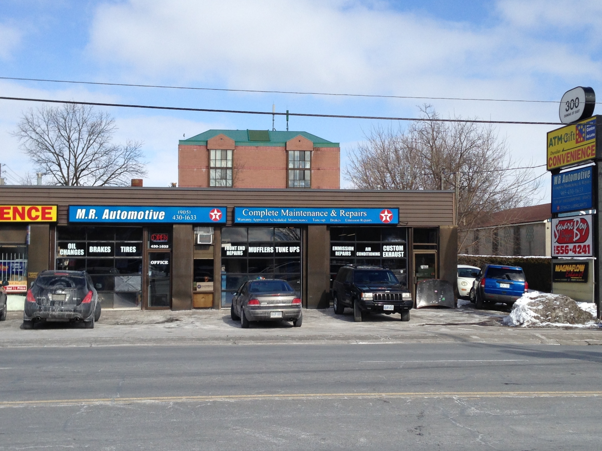 M.R. Automotive in Whitby