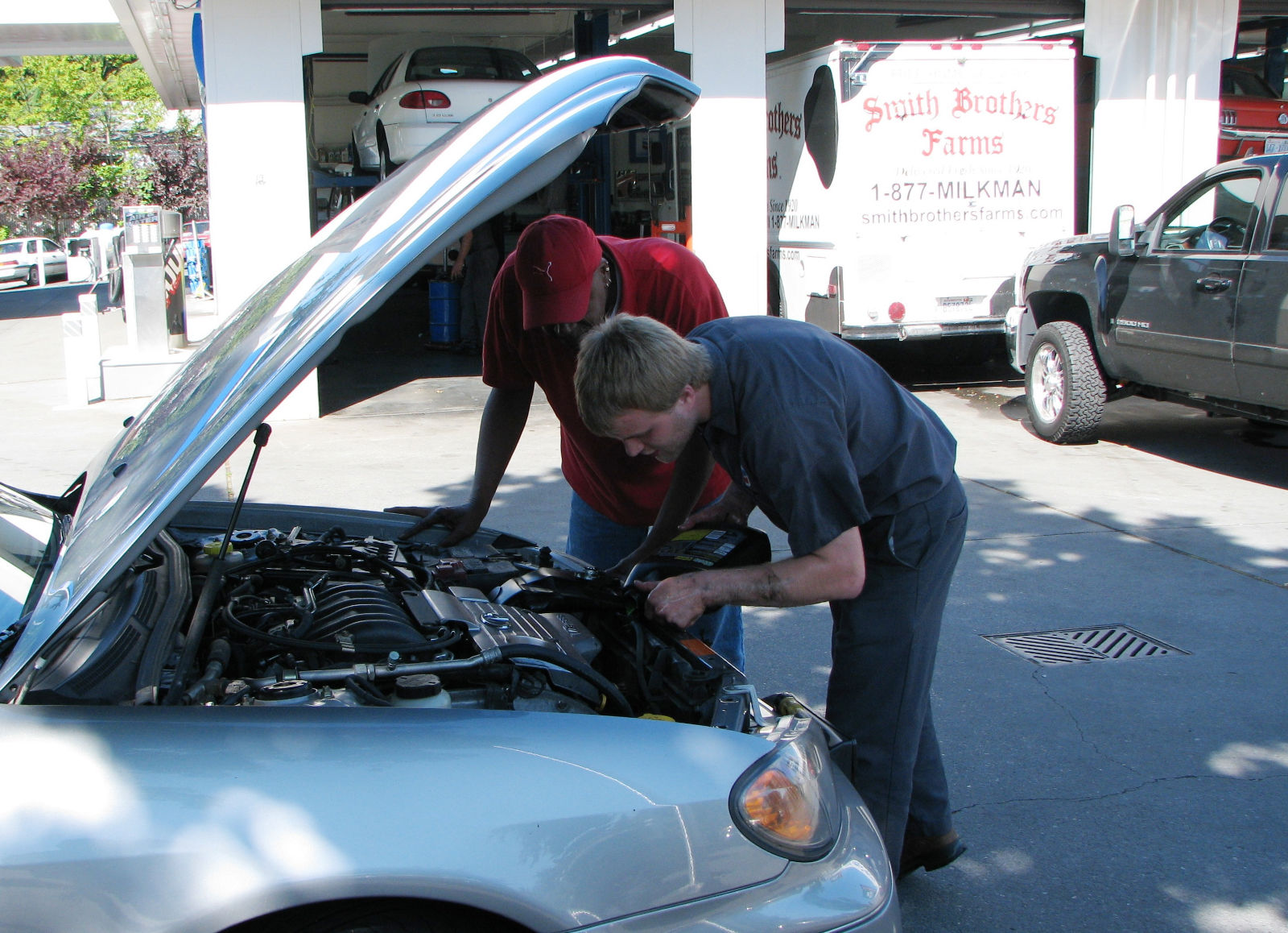Th Street Car Repair Seattle