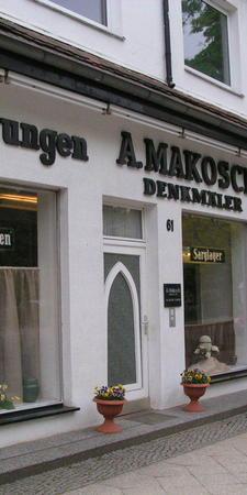 Kundenbild groß 1 A. Makosch GmbH & Co. KG