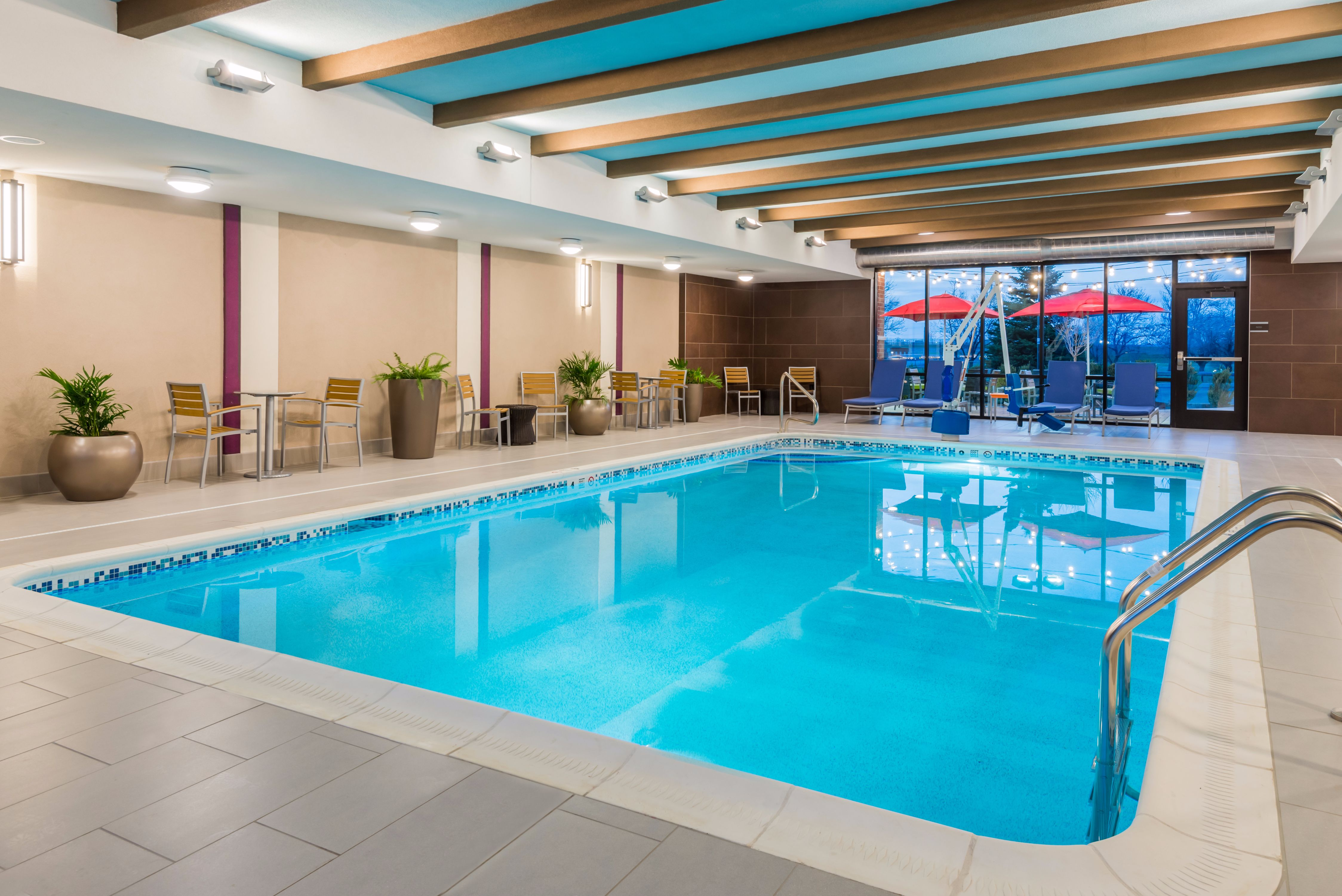Hotels Near Buffalo Airport With Indoor Pool