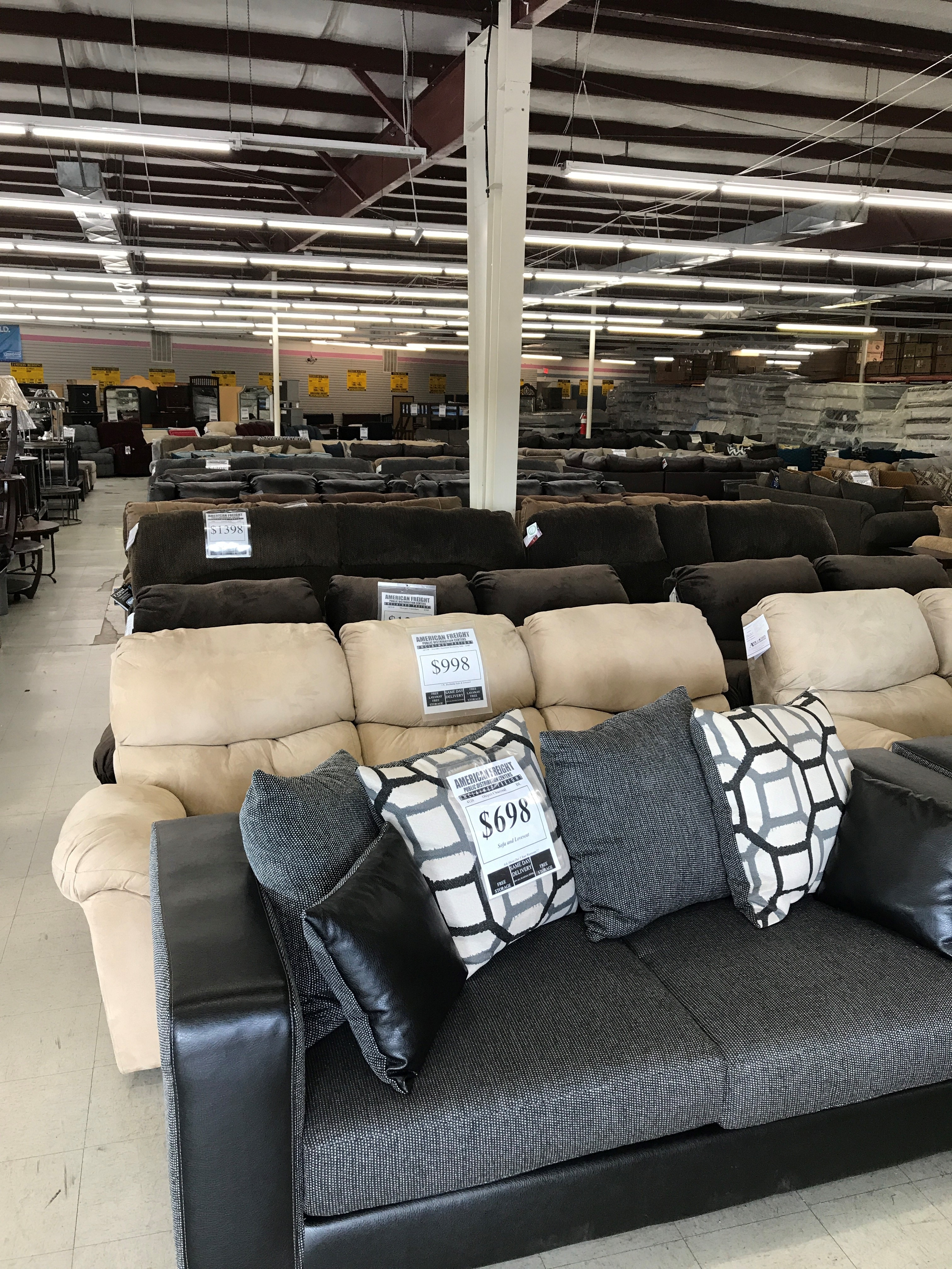 American Freight Furniture And Mattress In Huntsville Al Furniture Stores Yellow Pages