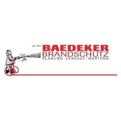 Bild zu Baedeker Brandschutz GmbH Feuerlöscher in Wuppertal