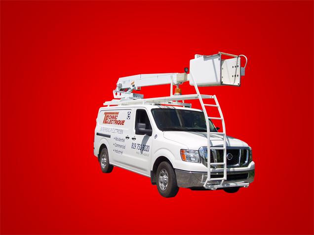 Warwick Ladders Inc à Warwick