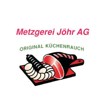 Metzgerei Jöhr AG Belp Logo