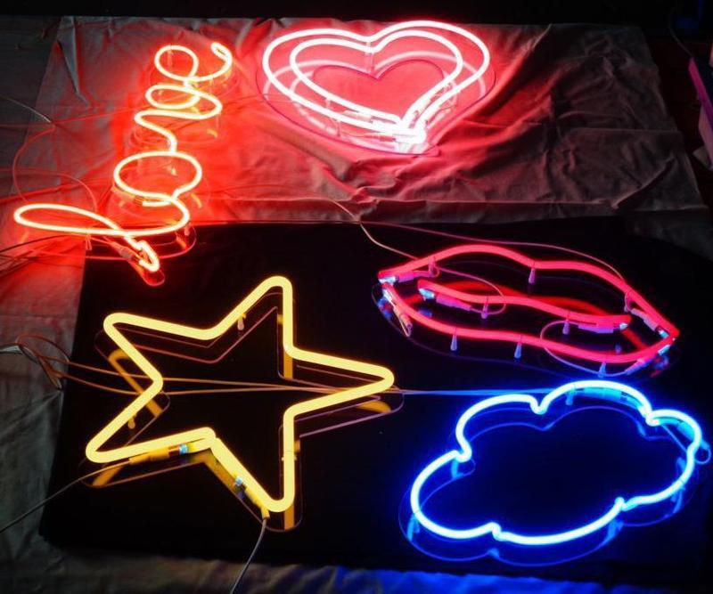 Neon Prato Insegne Luminose