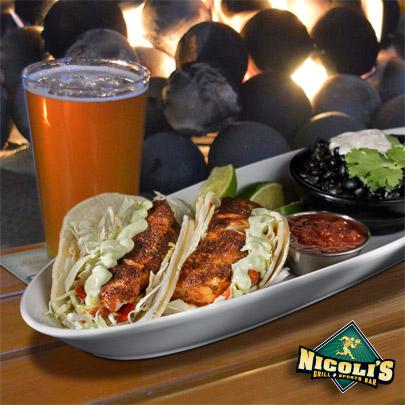 Nicoli's Grill & Sports Bar - ad image