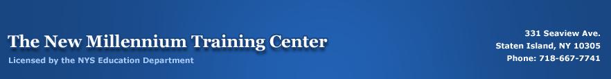 The New Millennium Training Center