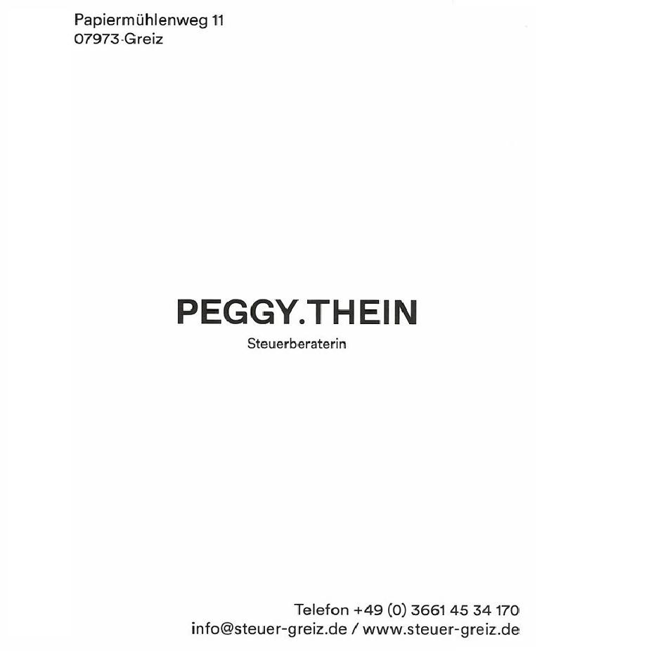 Bild zu Peggy Thein Steuerberaterin in Greiz