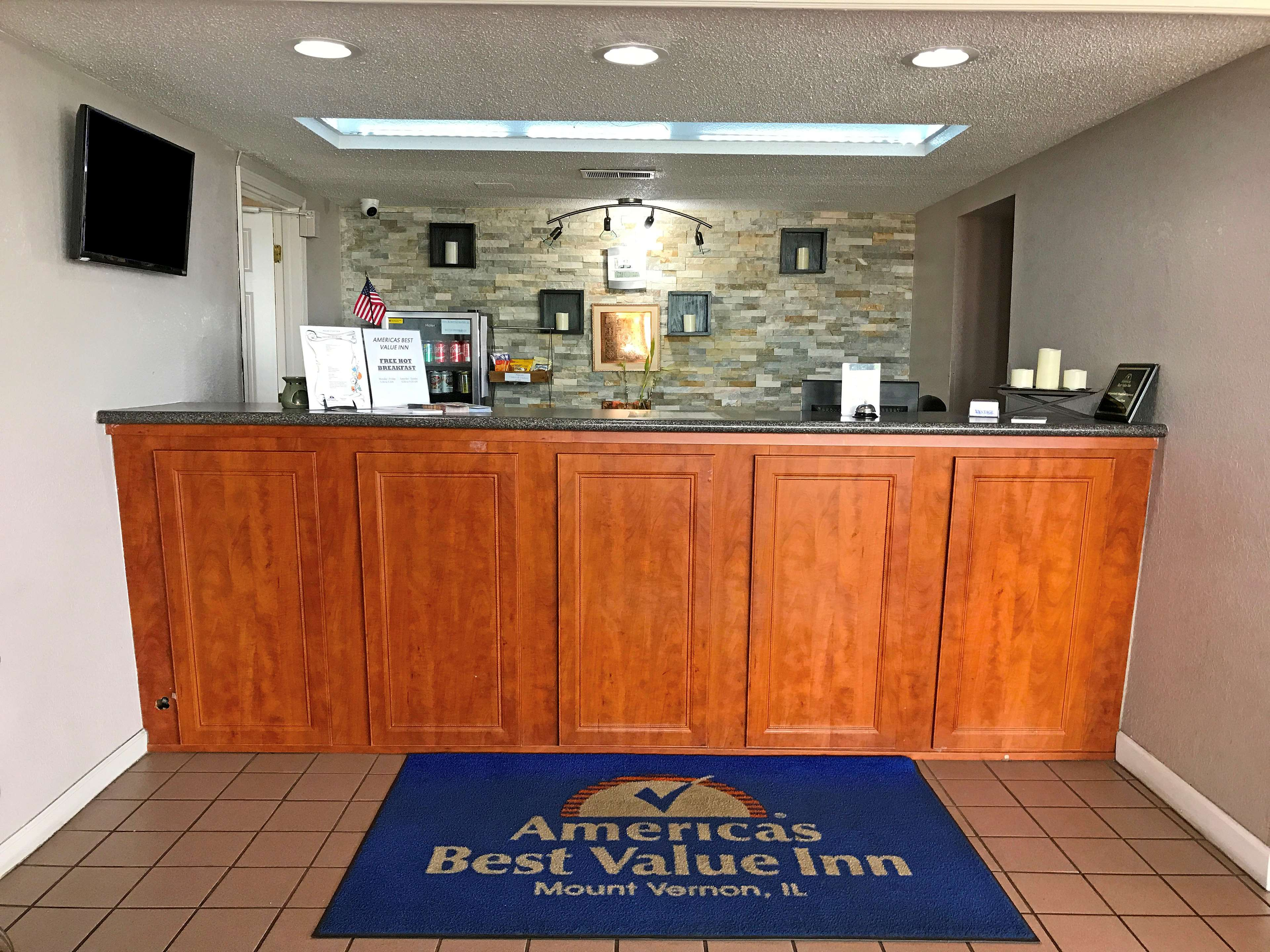 Americas best value inn mount vernon coupons near me in for Americas best coupons
