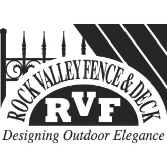 Rock Valley Fence and Deck