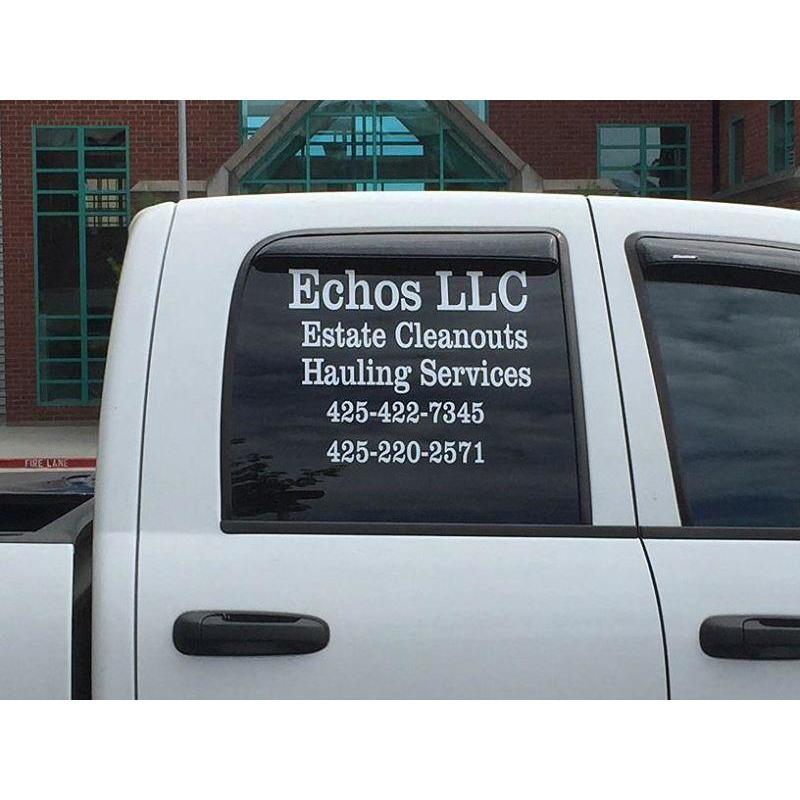 ECHOS estate cleanout and hauling services