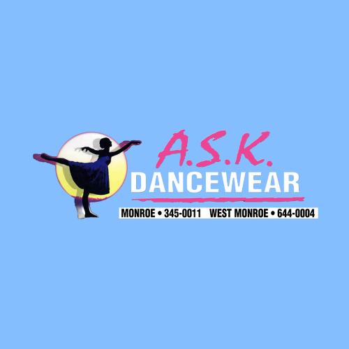A.S.K. Dancewear & Florist - Monroe, LA - Apparel Stores