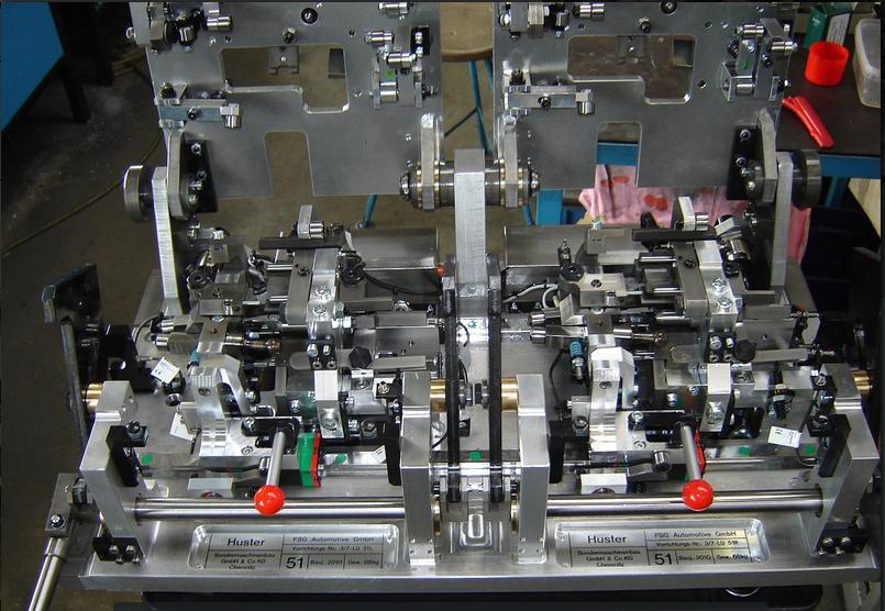 Dietmar Huster GmbH Sondermaschinen- und Metallbau