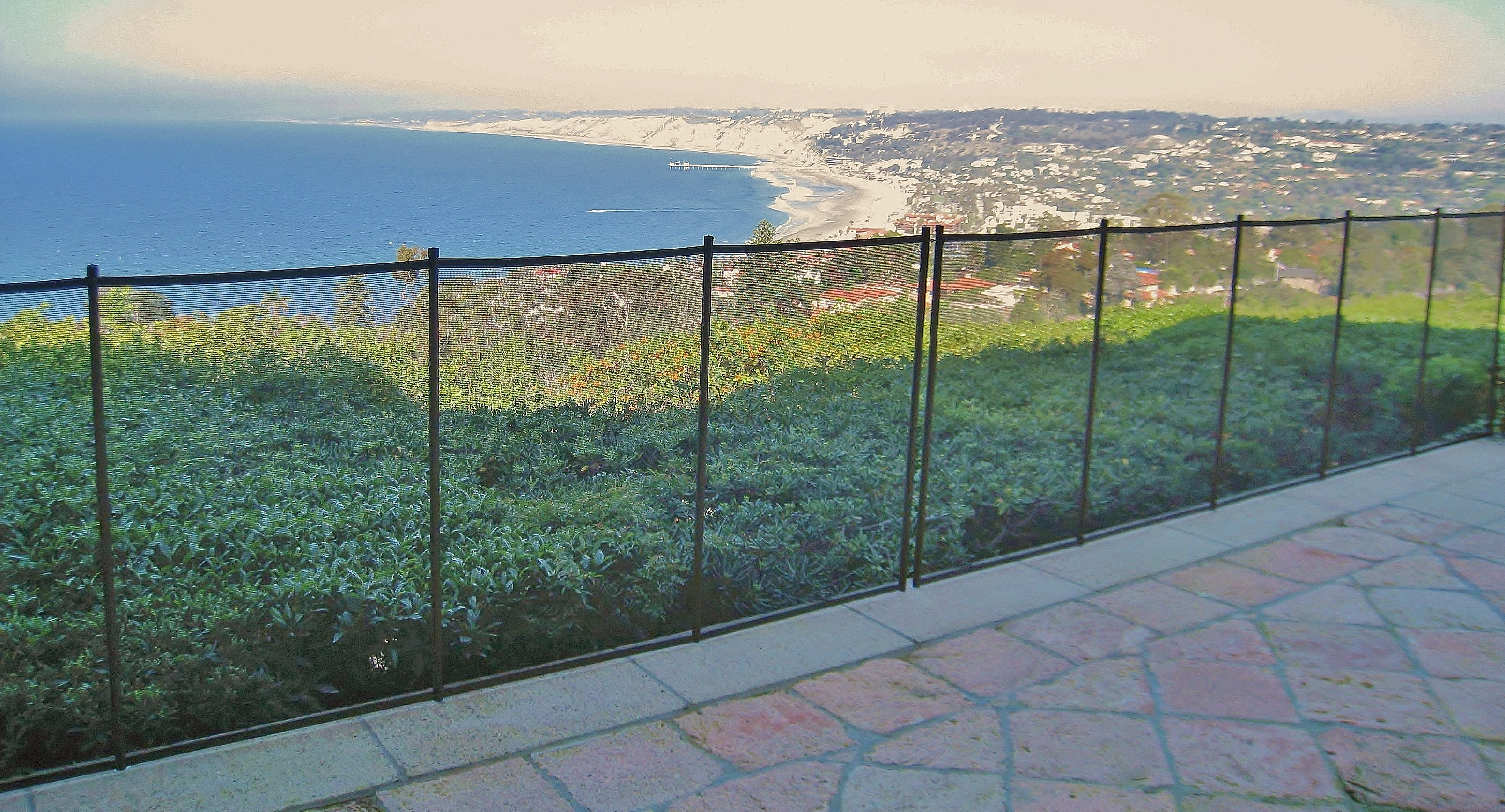 Safeguard Mesh Amp Glass Pool Fence Company Irvine