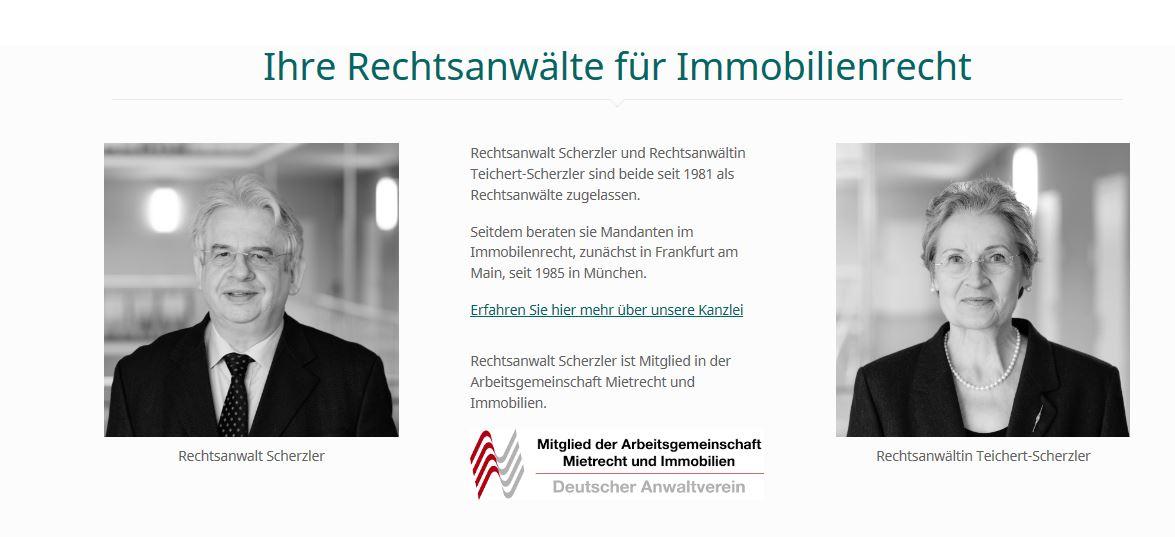 Foto de Rechtsanwälte Scherzler & Partner
