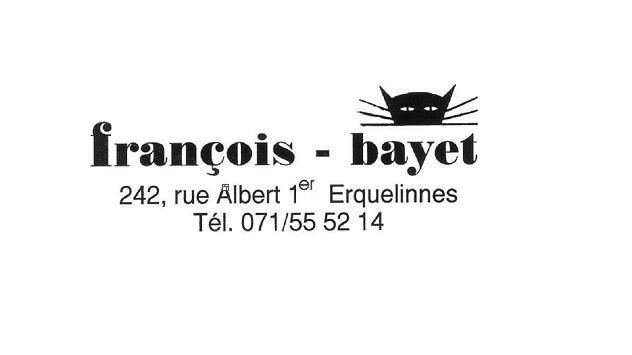 FRANCOIS - BAYET
