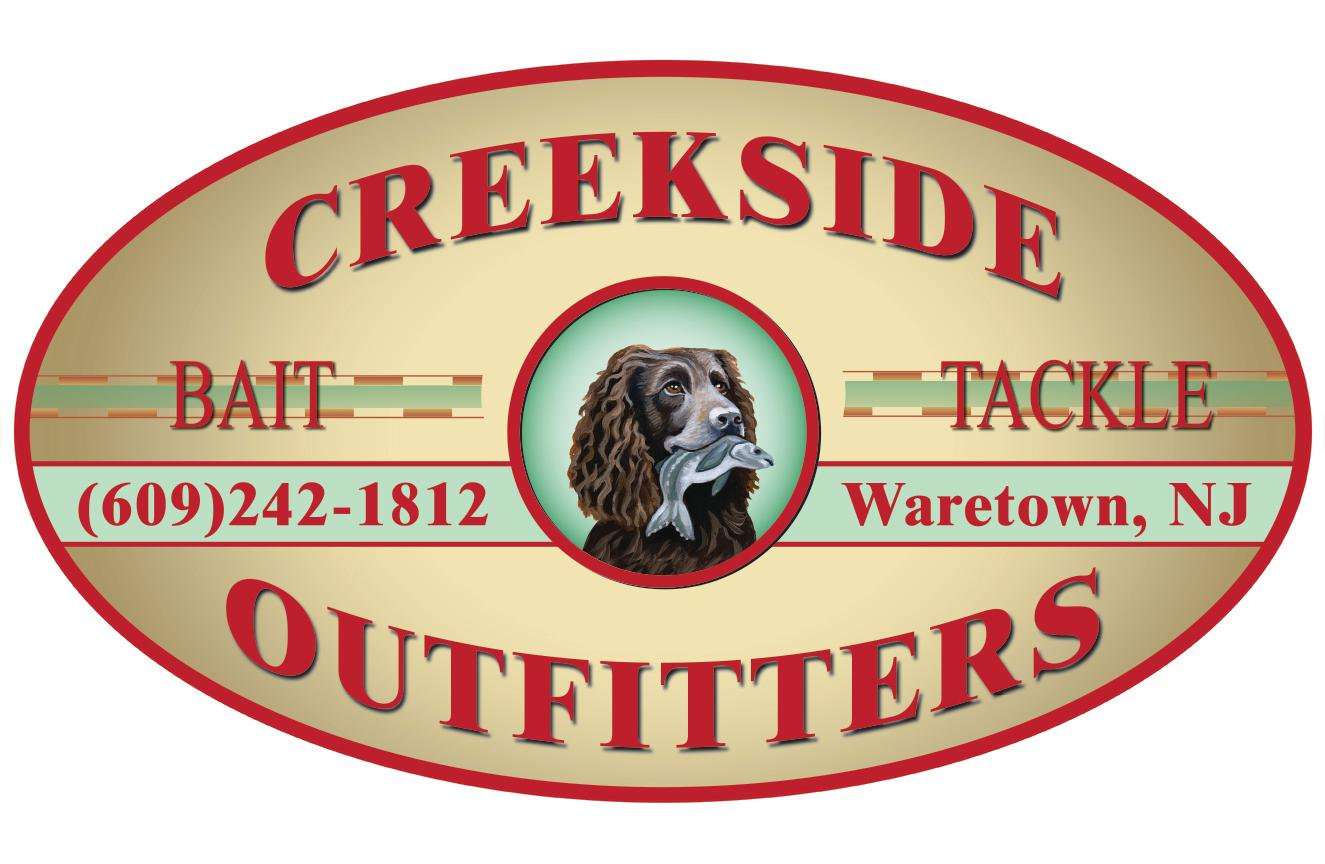 Creekside Outfitters - Waretown, NJ - Fishing Tackle & Supplies