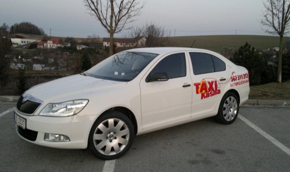 Taxi - Vlastimil Kašna