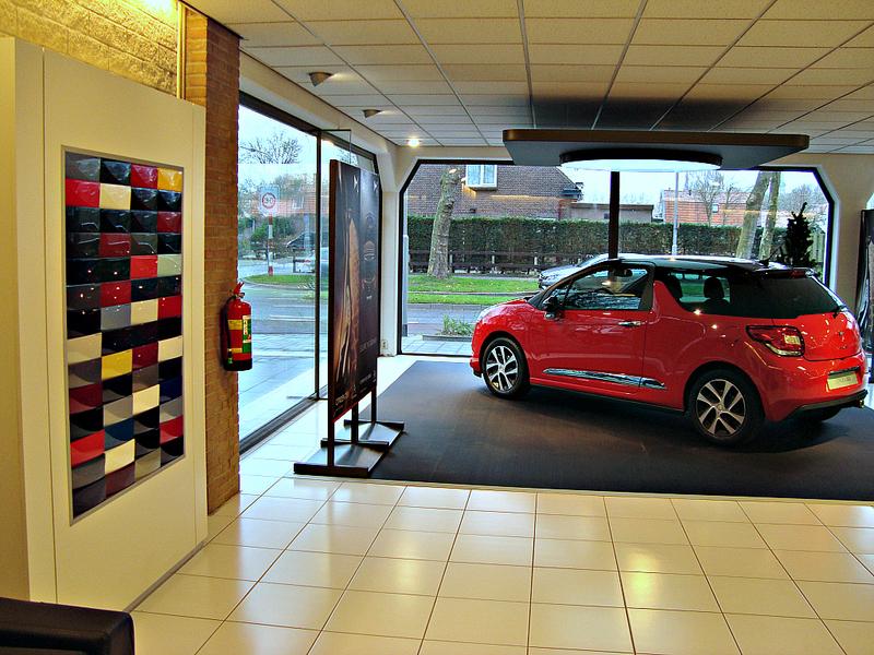 Autobedrijf Fraassen Citroën BV Van