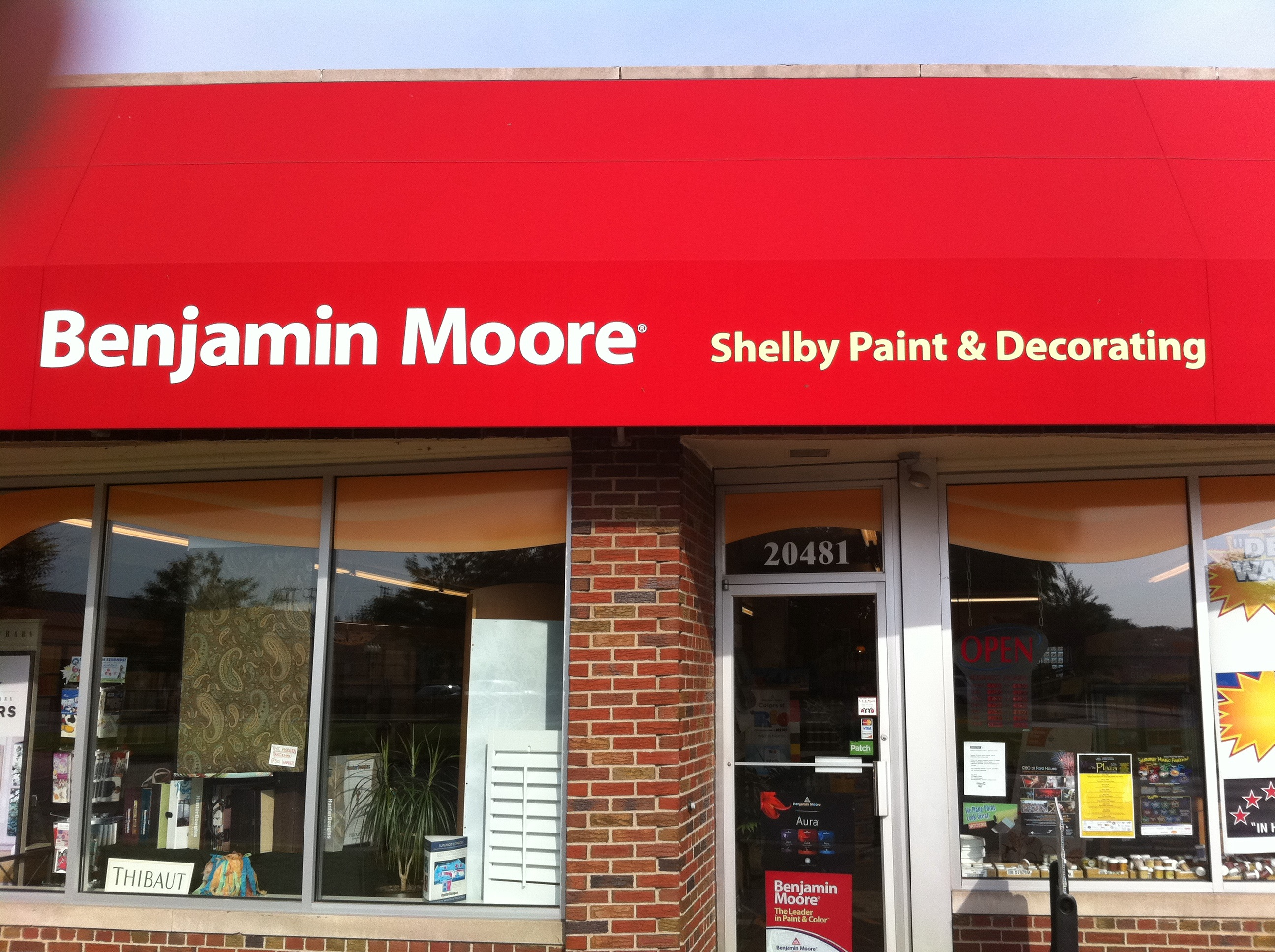 Shelby Paint Decorating Motor City Paint In Grosse