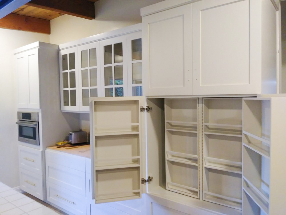 Cabinet Finisher Organic