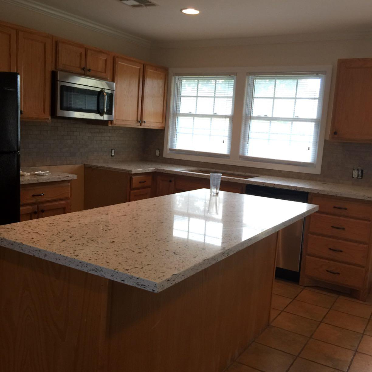 Nancy 39 s cabinets and granite galveston texas tx for 3 4 inch granite countertops