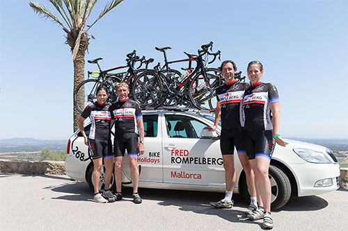 Rompelberg Fred Fietssportvakanties Mallorca