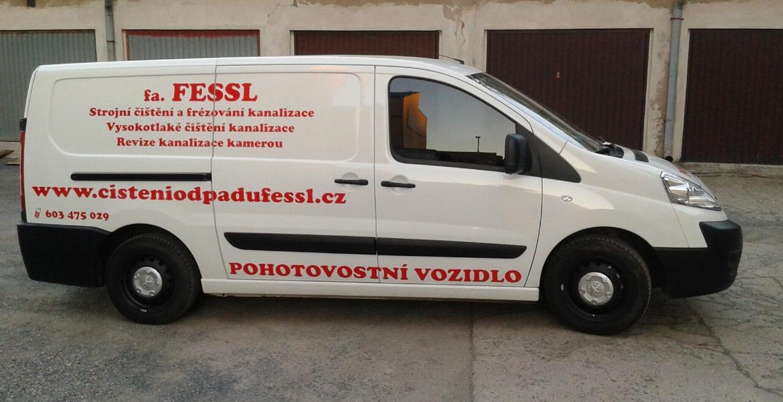 Čištění odpadů Benešov - Jan Fessl