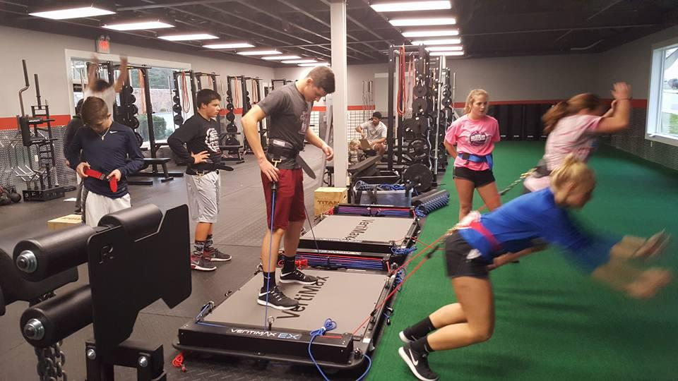 NST Sports Performance