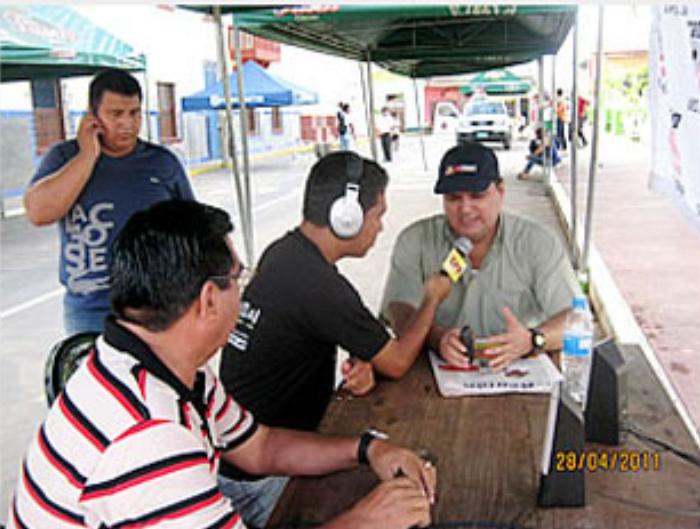 Foto de Radio la Voz de la Selva