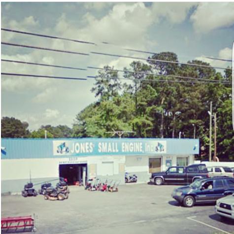 Jones Small Engine Repair Inc