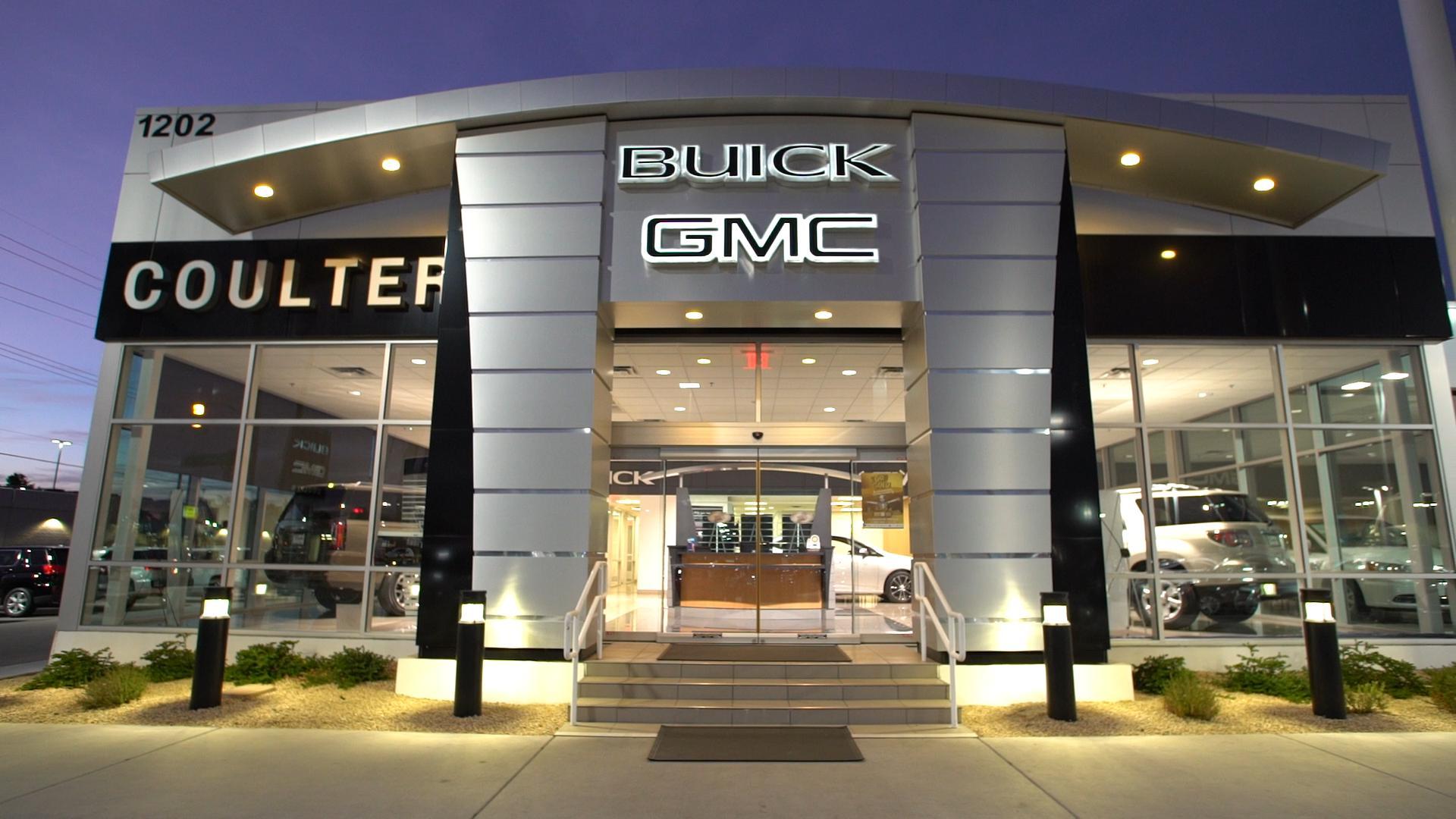 Coulter Buick Gmc Phoenix Phoenix Arizona Az