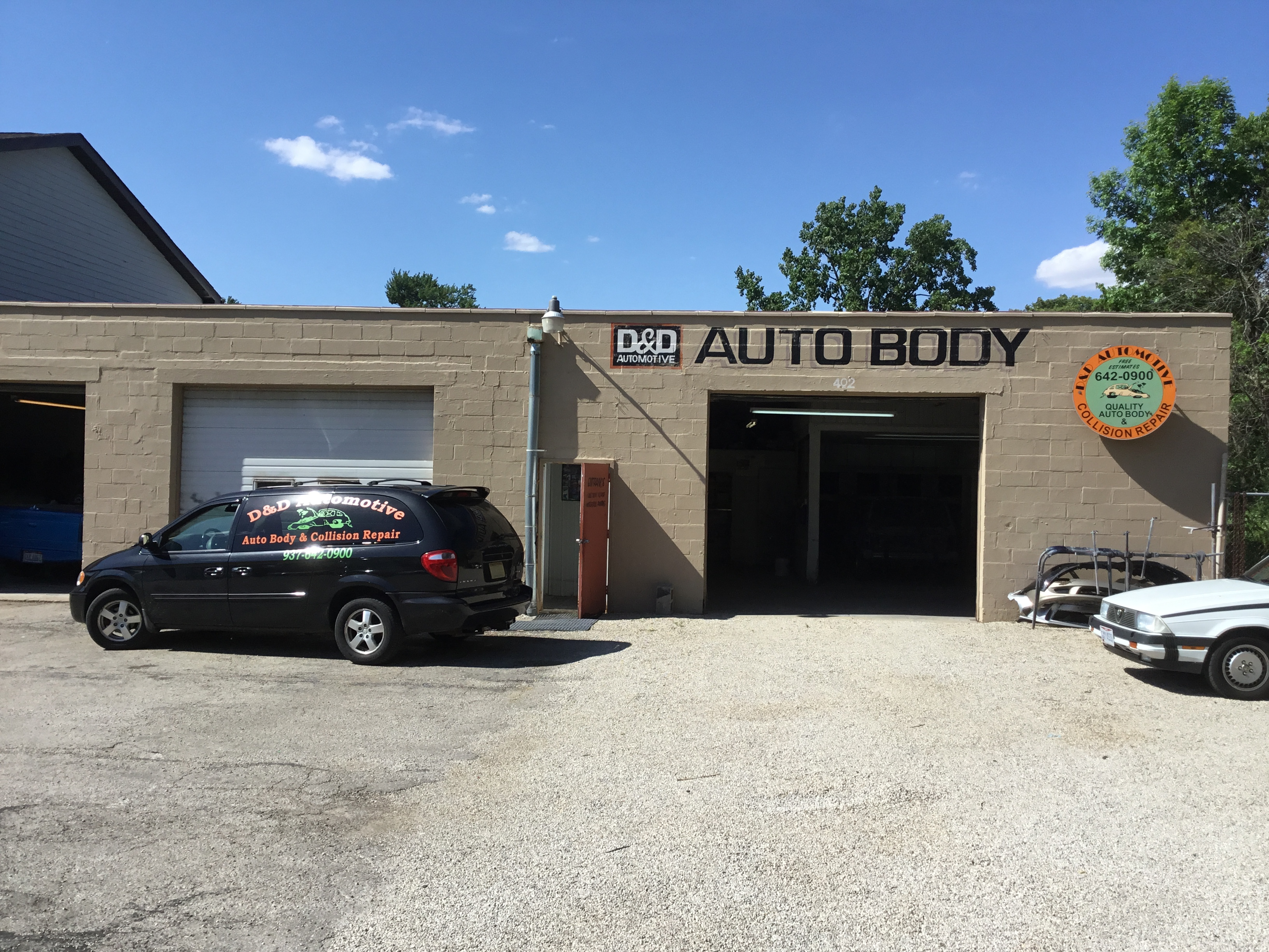 d d automotive in marysville oh 43040