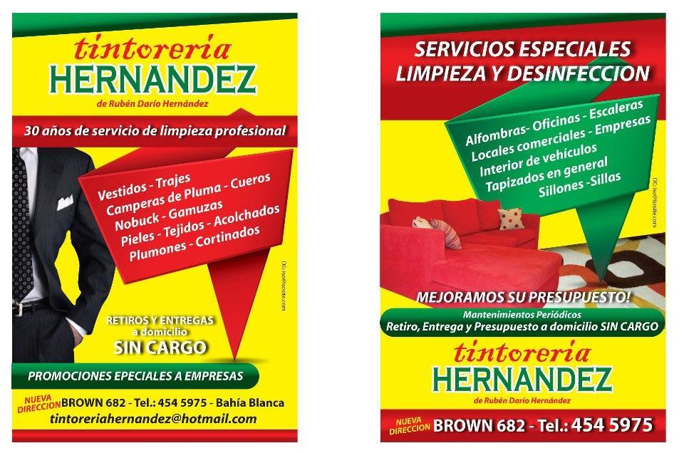 Tintorería Hernández