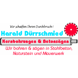 Harald Dürrschmied Betonbohren und -sägen