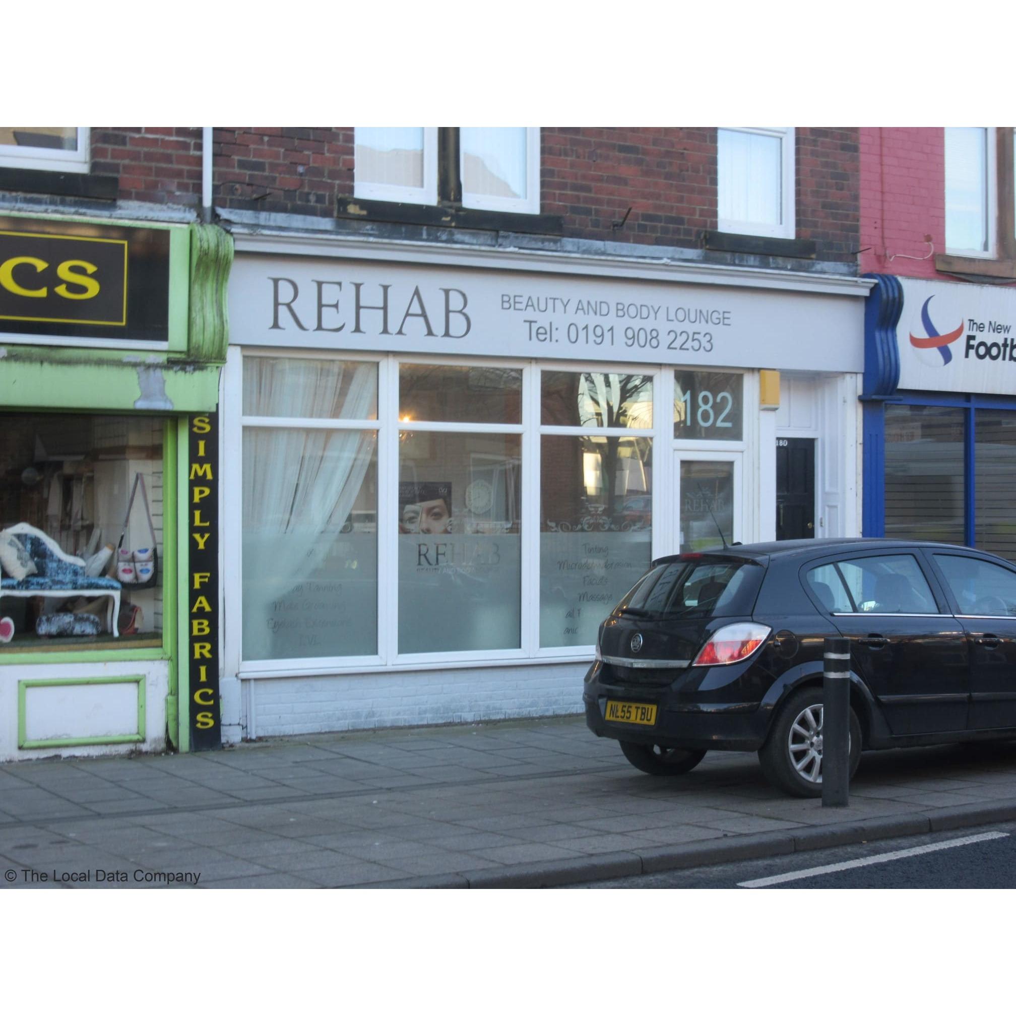 Rehab Beauty & Body Lounge - Wallsend, Tyne and Wear NE28 7RP - 01919 082253   ShowMeLocal.com