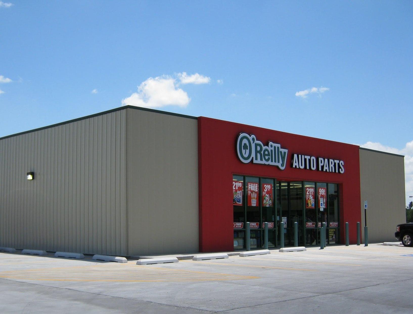 Gillman Harlingen Tx >> O'Reilly Auto Parts, San Benito Texas (TX) - LocalDatabase.com