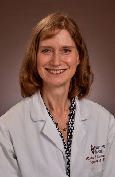 Kirsten B Hohmann, MD